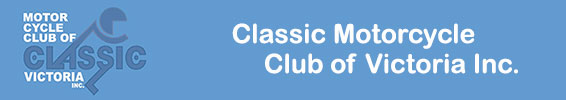Classic Motorcycle Club of Victoria Inc.